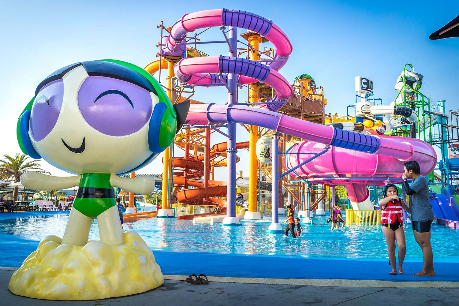 Cartoon Network Theme Park Pattaya World Travel Blog Itineraries Tips Things To Do Places To Visit