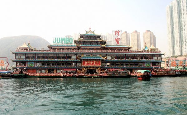 floating Jumbo Restaurant hong kong